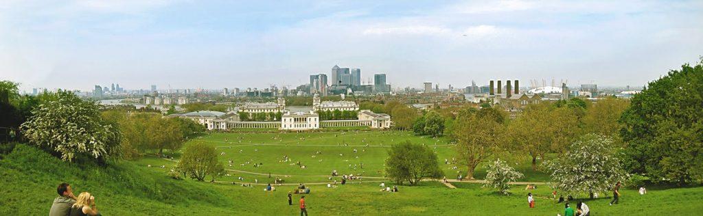 Londyn - kursy językowe - Almatramp