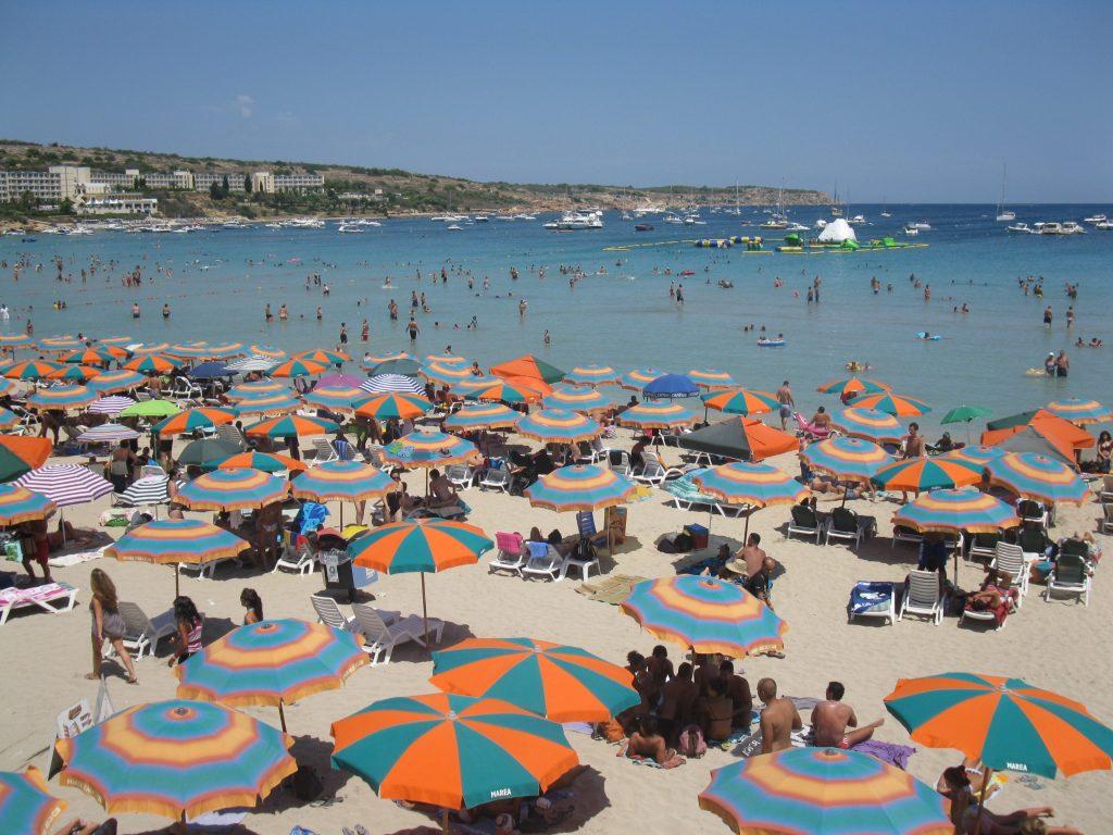 Malta - kursy językowe - Almatramp