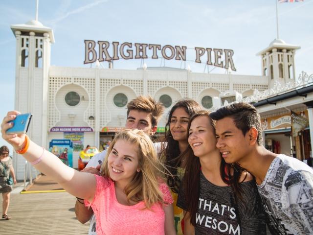 Brighton - kurs językowy