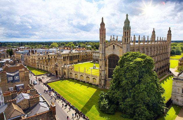 Cambridge - kurs językowy - Almatramp