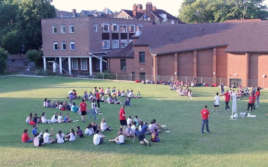 Berkhamsted - szkoła LAL - Almatramp